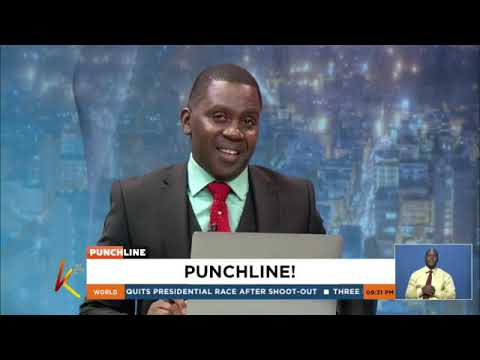 Isaac Rutto responds to reports that he is supporting DP Ruto because of sympathy | PUNCHLINE PART 2
