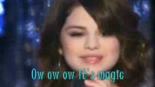 Selena Gomez Magiz Wizard Of Waverly Place with on screen lyric.mp3