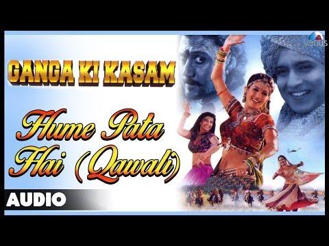 Ganga Ki Kasam : Hume Pata Hai (Qawali) Full Audio Song   Mithun Chakravorthy,Deepti Bhatnagar  
