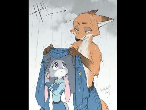Nick x Judy ❤️ Perfect