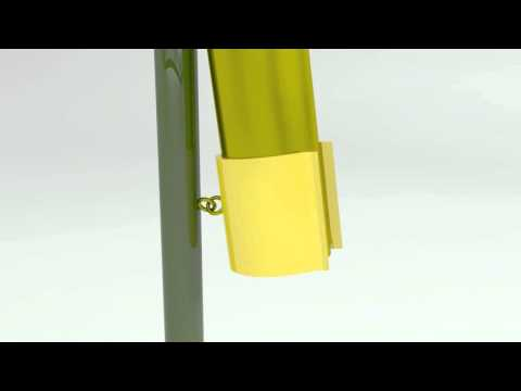 Michael A. Bourget | Hands Free Fishing Pole Holder