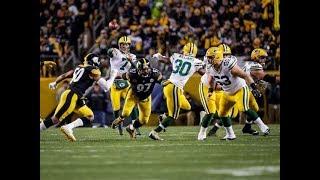 Steelers Vs Packers Highlights