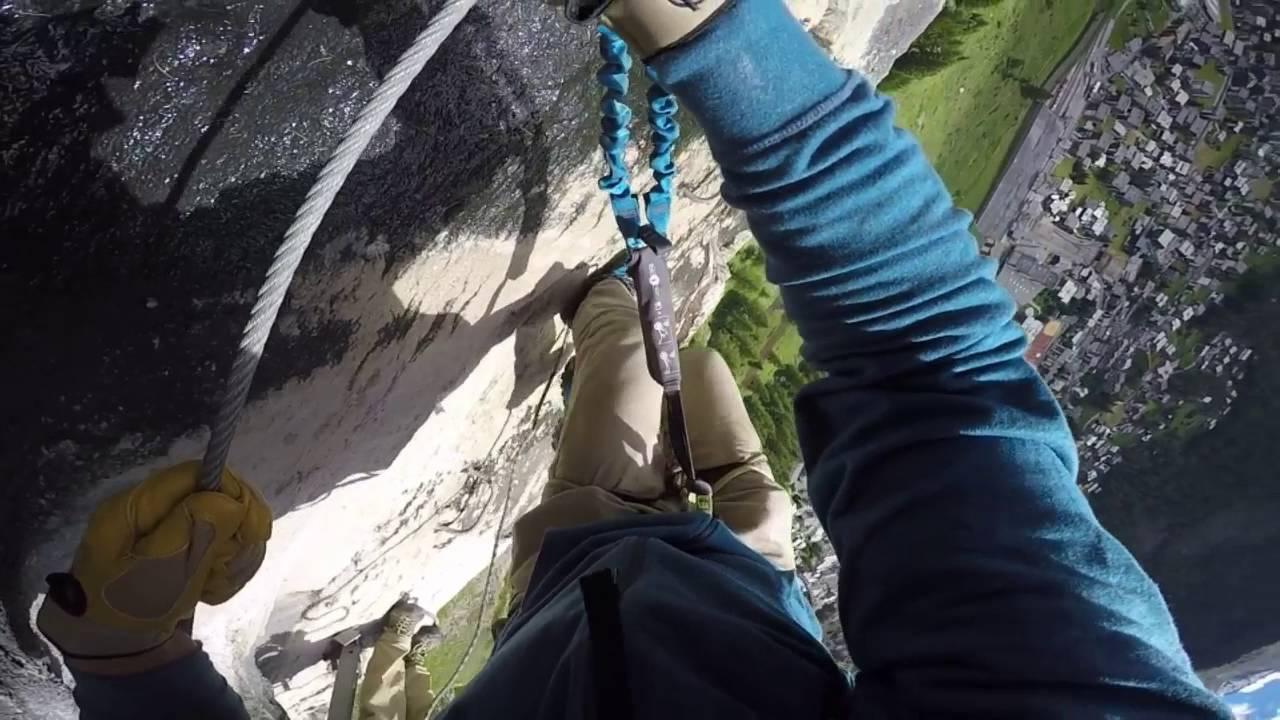 Klettersteig Zermatt : Gorge adventure zermatt erlebnis fun bei myswisstrek