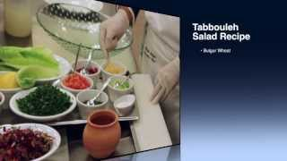 Best Tabbouleh Lebanese Cous Cous The Ambassador Hotel With Chef Reilly