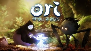 НАЧАЛО ПУТЕШЕСТВИЯ ∎ Ori and the Will of the Wisps #1