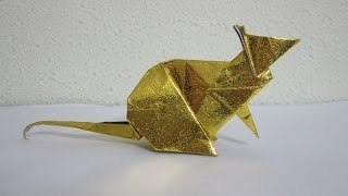 How To Make The Origami Mouse (october 2010)
