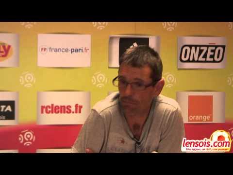ITW Jean Louis Garcia et son schema de jeu