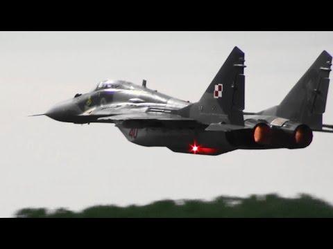 RIAT 2015 MiG-29 Polish Air Force