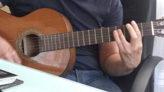 One Direction - What Makes You Beautiful - Guitar Tutorial - Petros