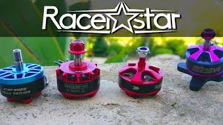 Racerstar 2306 review + other things bout motors