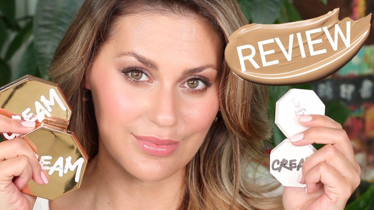 Fenty Beauty Cream Review   Makeup nur mit Cremeprodukten   Vicky Lash