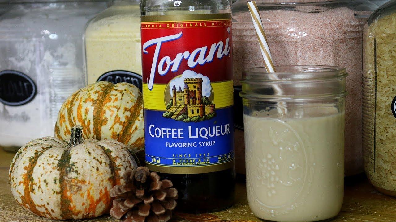 Rhode Island Coffee Milk Torani Friday