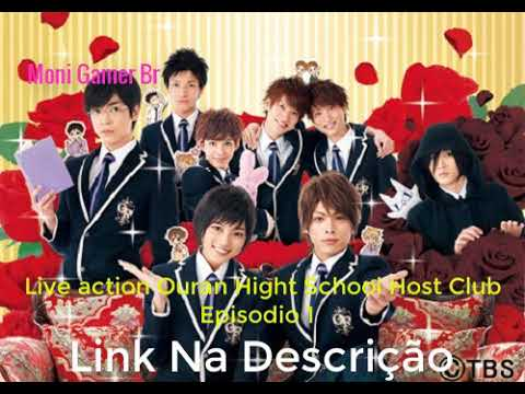 Live Action  Ouran High School Host Club Episodio 1 Legendado Portugues