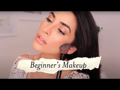 How to Apply Makeup for Beginners (step by step)