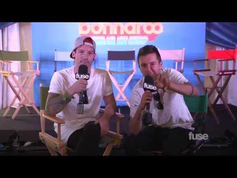 Twenty One Pilots Talk #1 Album   Bonnaroo 2015