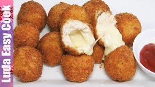 ВКУСНЕЙШИЕ КУРИНЫЕ НАГГЕТСЫ с Сыром рецепт - Homemade Chicken Nuggets Recipe with cheese gà phô mai