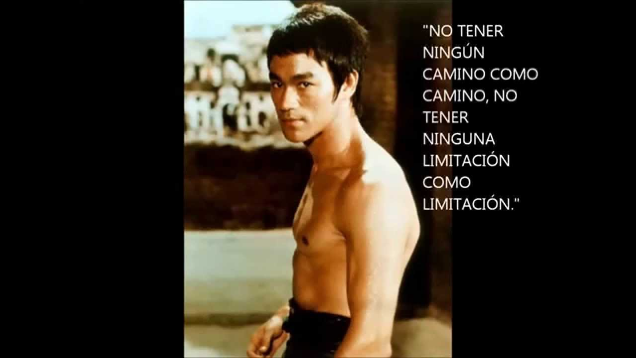Diez Frases Celebres De Bruce Lee Steemit