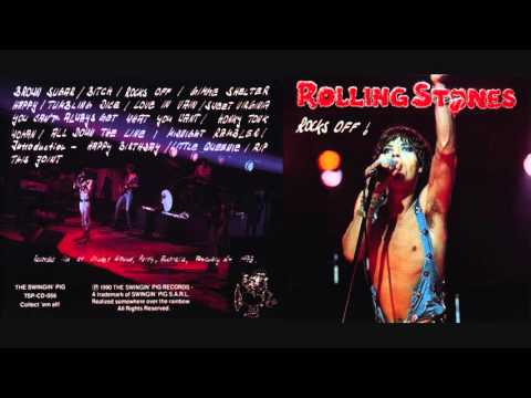 """The Rolling Stones - 03 - Rocks off (""""Rocks off!"""", February 24, 1973)"""