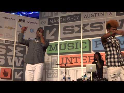 Big Freedia- SXSW 2013
