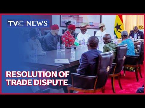 The Gains Of Gbajabiamila's Visit To Ghana