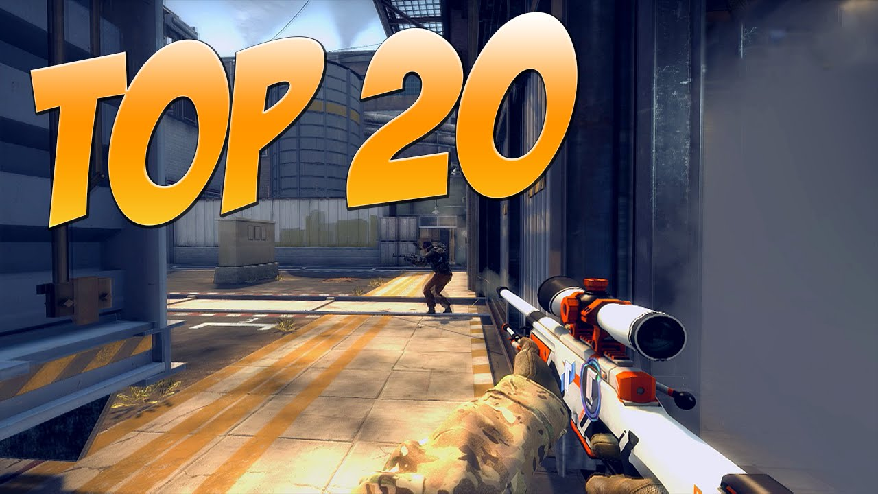 Топ 20 кс го 2014 case simulator hero for csgo