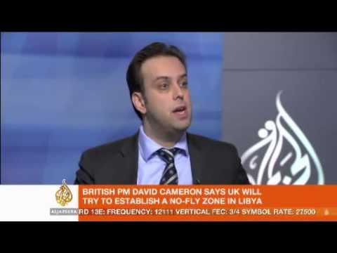 RUSI's Barak Seener on Al Jazeera on how a no-fly zone would be assembled in Libya.