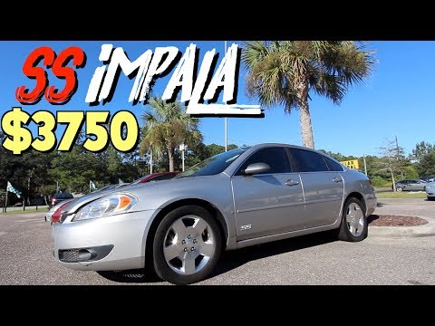 The 2006 Chevrolet Impala SS for Only $3750 ( 12 Years Old ) Reaction Review & For Sale