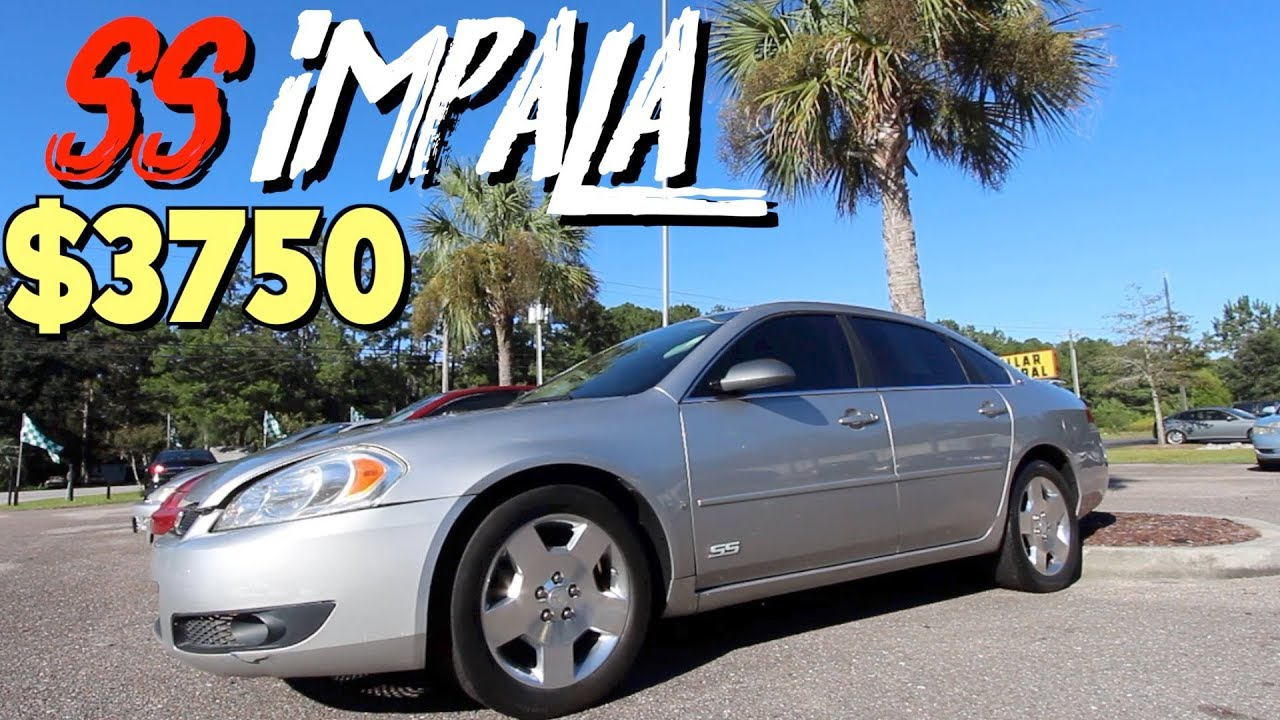 2006 Chevrolet Impala Ss >> The 2006 Chevrolet Impala Ss For Only 3750 12 Years Old Reaction Review For Sale
