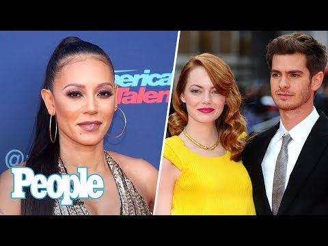 Mel B Storms Off 'AGT' Stage, Emma Stone & Andrew Garfield Back Together?  | People NOW | People