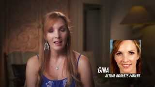 Gina's Rhinoplasty experience - Roberts Cosmetic Surgery Thumbnail