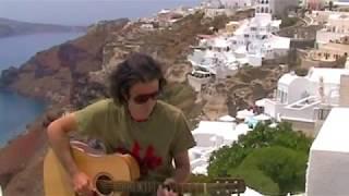 Michael Fein - Big Chill //Acoustic in Santorini