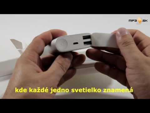 Powerbank Xiaomi 5 000 až 20 000 mAh - video recenzia MP3.sk