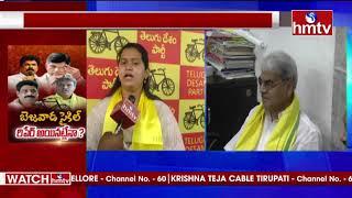Kesineni Swetha Face to Face Over Conflict Between Kesineni Nani \u0026 Budha Venkanna | hmtv