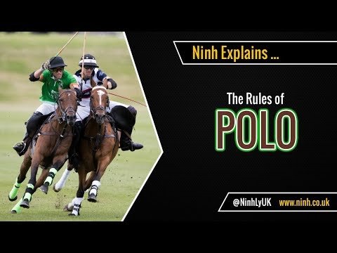The Rules of Polo - EXPLAINED!