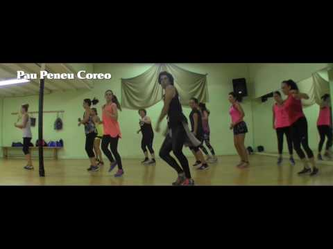 Feels - C. Harris, Pharrell Williams, Katy Perry- Rock Cover - Pau Peneu Dance Fitness Coreography