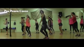 Feels - C. Harris, Pharrell Williams, Katy Perry- Rock Cover - Pau Peneu Dance Fitness Coreography