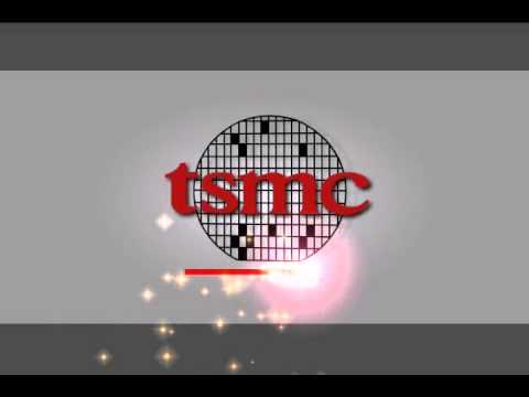 tsmc logo動畫