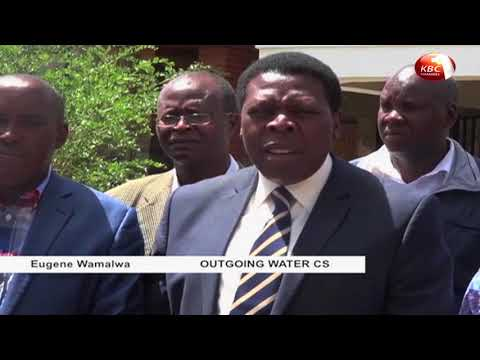 Government to spend 2.4 Billion to complete water projects in Kajiado