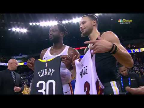 Miami Heat vs Golden State Warriors | February 10, 2019