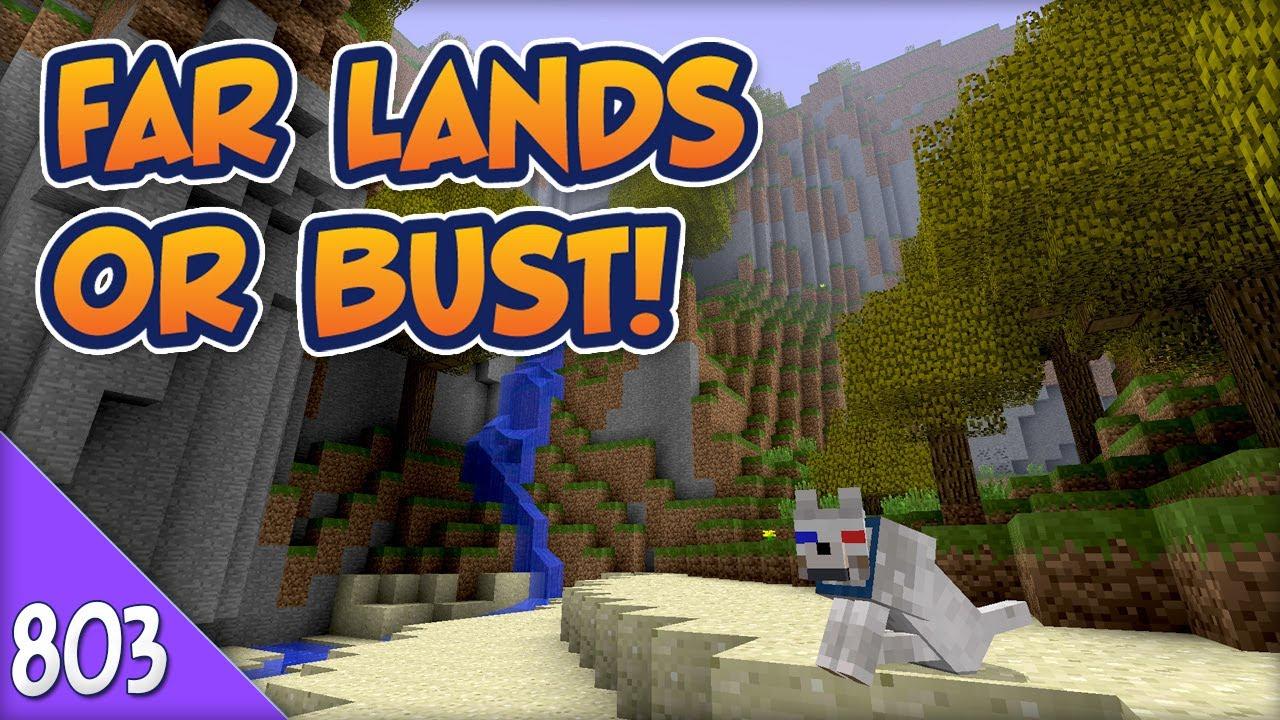 Minecraft Far Lands or Bust - #803 - Question Answer Simulator