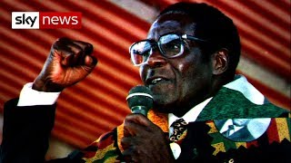 Robert Mugabe: End of the dictator - Special report