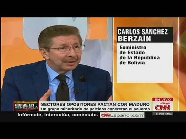 Opositores funcionales son cómplices de dictaduras castrochavistas