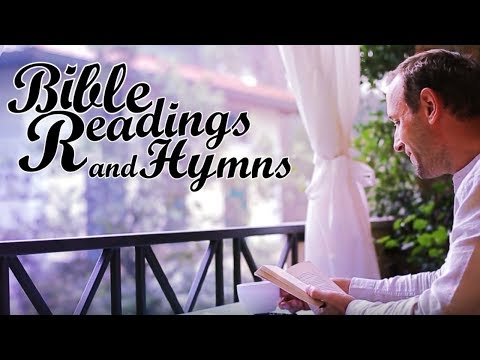 Bible Reading and Hymns: Romans Chapter 8