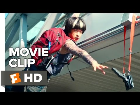 Lost in Hong Kong Movie CLIP - Give Me My Camera (2015) - Zheng Xu, Wei Zhao, Bei-Er Bao Movie HD