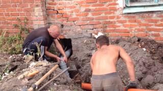 Копаем КОЛОДЦЫ ВЫГРЕБНЫЕ ЯМЫ в Тульской области (КРУГЛОГОДИЧНО)(Колодцы. Быстро и качественно выкопаем Колодец, выгребную яму, траншею (круглогодично). Кольца от произв..., 2015-09-15T20:05:55.000Z)