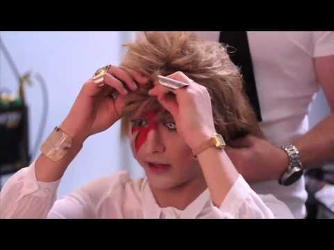 Glitter&Glam: Avan Jogia as David Bowie