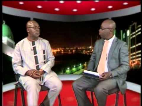 Interview with the  Director General  National Biosafety Management Agency