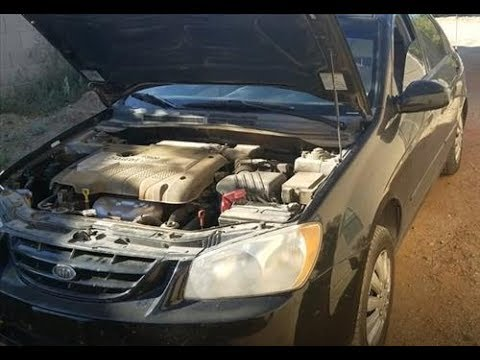 How To Change Oil On A 2006 Kia Spectra