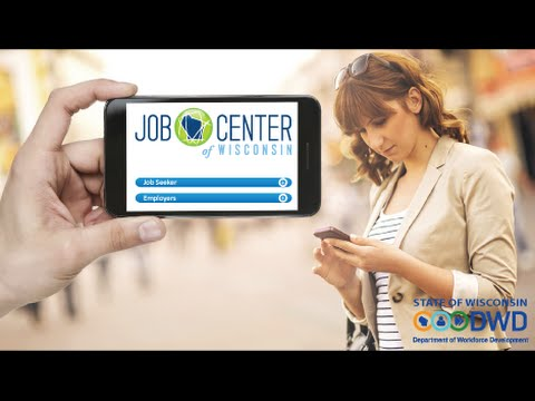 DWD Rolls Out Updated Version of JobCenterofWisconsin.com