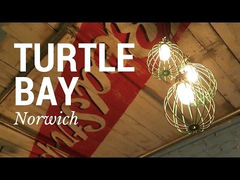 TURTLE BAY NORWICH | RUM, REGGAE & JERK | LAURA STAFFORD SMITH